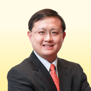 黄英豪博士,BBS,JP